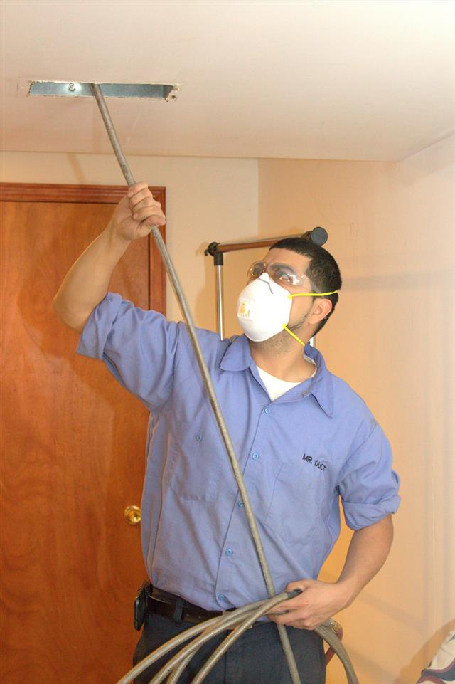 Mr. Duct is Chicagoland's Most Trusted Residential Air Duct Cleaner