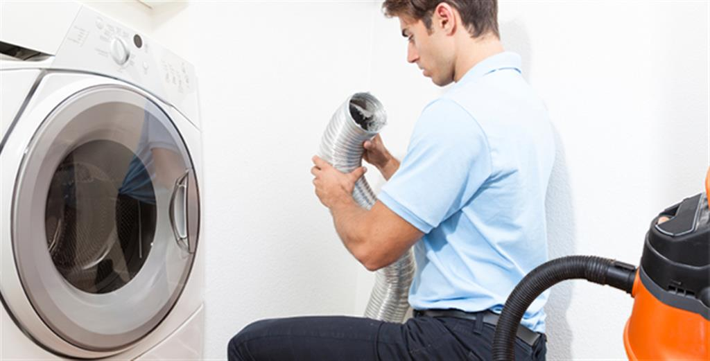 Make Cleaning & Maintaining Your Dryer Vent a Priority
