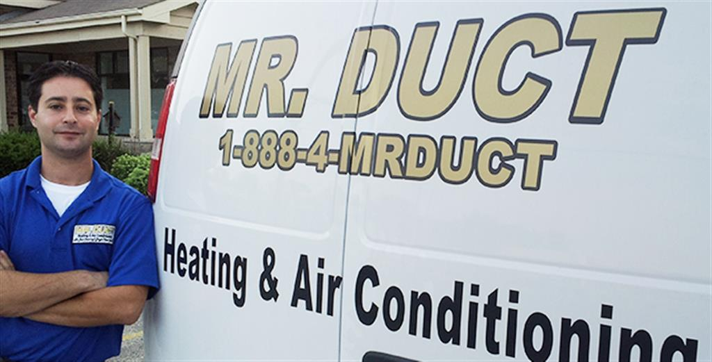 Mr. Duct HVAC Coupons and Savings