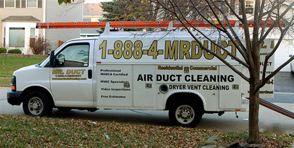 Mr. Duct is Chicagoland's Most Trusted HVAC Contractor