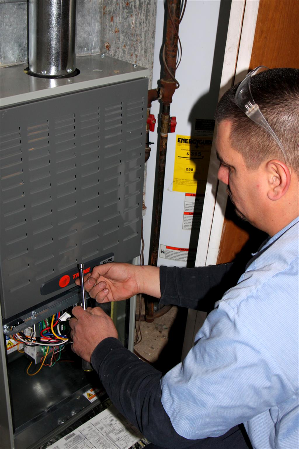 Experienced Trane® Dealer with honest Furnace Repair Prices